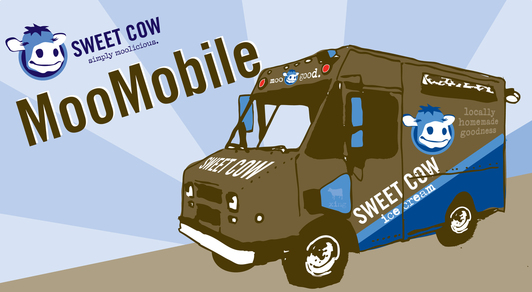 Sweet Cow MooMobile